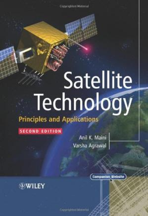 Book cover Satellite technology : principles and applications
