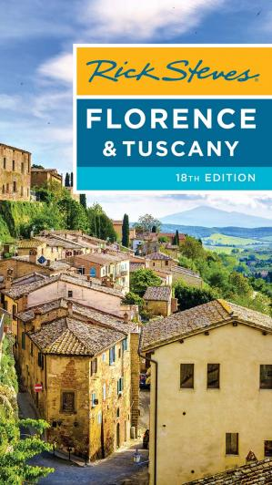 Book cover Rick Steves Florence & Tuscany