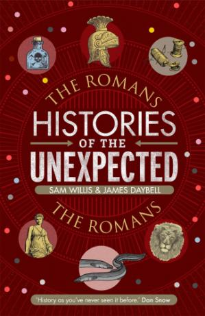 Book cover Histories of the Unexpected: The Romans