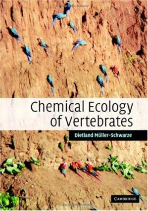ปกหนังสือ Chemical Ecology of Vertebrate