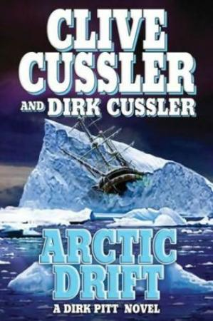 Book cover Dirk Pitt 20 Arctic Drift