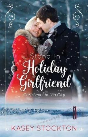 Book cover His Stand-In Holiday Girlfriend