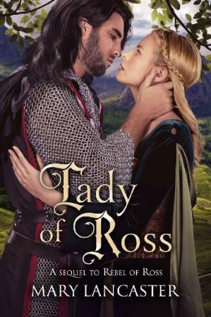 Book cover Lady of Ross