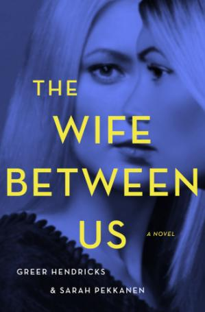 Book cover The Wife Between Us. A Novel