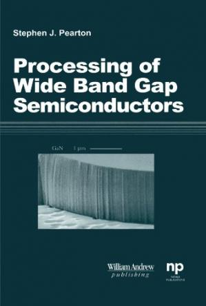 Book cover Processing of Wide Band Gap Semiconductors