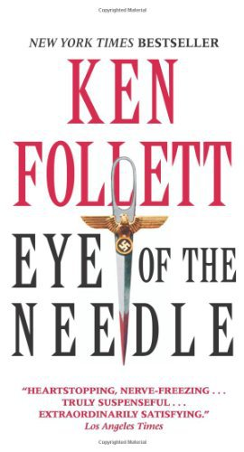 Book cover Eye of the Needle