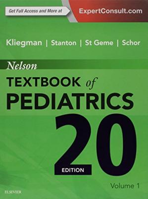 Book cover Nelson Textbook of Pediatrics (2-Volume Set)