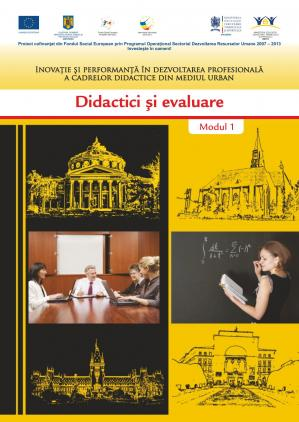 Book cover Microsoft Word - 01_63122_Didactici_si_evaluare_OK_A4.doc