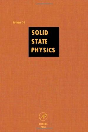 표지 Solid State Physics 55
