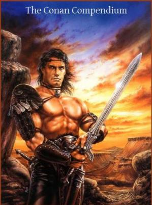 Book cover The Conan Compendium