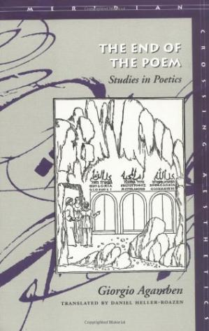 Buchdeckel The End of the Poem: Studies in Poetics