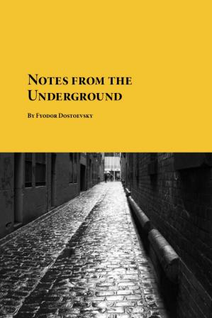 Book cover Notes from the Underground