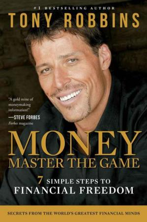 书籍封面 MONEY: Master the Game - 7 Simple Steps to Financial Freedom