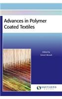 Обкладинка книги Advances in Polymer Coated Textiles