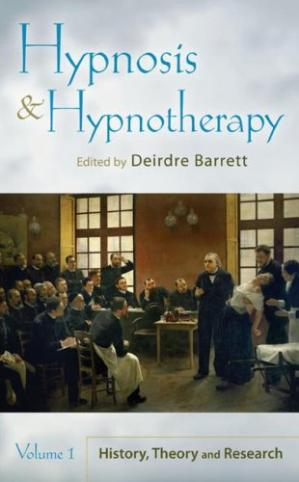 Book cover Hypnosis and Hypnotherapy, Volume 1 & 2