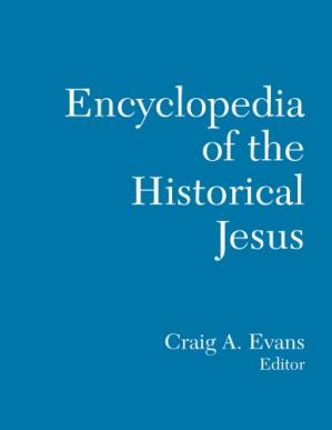 Copertina The Routledge Encyclopedia of the Historical Jesus