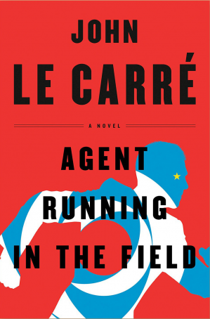 Book cover Agent Running in the Field