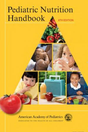 Copertina Pediatric nutrition handbook
