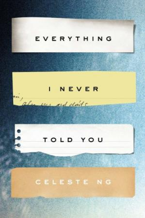 Book cover Everything I Never Told You