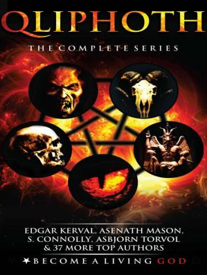 Book cover QLIPHOTH: The Complete Series