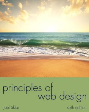 Book cover Principles of Web Design  The Web Warrior Series