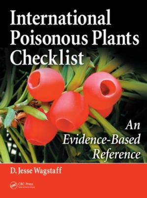 Book cover International poisonous plants checklist: an evidence-based reference