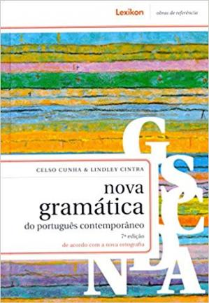 Εξώφυλλο βιβλίου Nova gramática do português contemporâneo