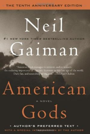 Kitap kapağı American Gods: The Tenth Anniversary Edition