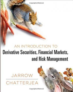 Okładka książki An Introduction to Derivative Securities, Financial Markets, and Risk Management