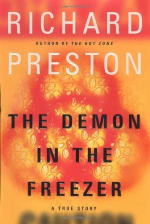 Book cover The Demon in the Freezer: A True Story