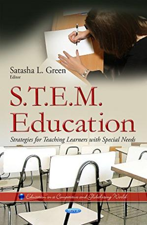 Book cover S.t.E.M. Education: Strategies for Teaching Learners With Special Needs