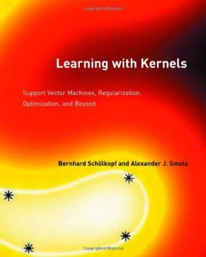 Обложка книги Learning with Kernels: Support Vector Machines, Regularization, Optimization, and Beyond (Adaptive Computation and Machine Learning)