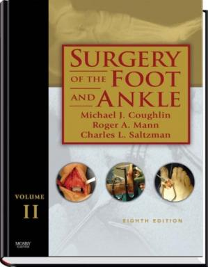 Book cover Surgery of the Foot and Ankle, 8th Edition