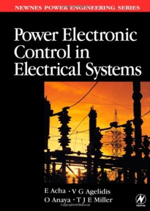 Book cover Power Electronic Control in Electrical Systems