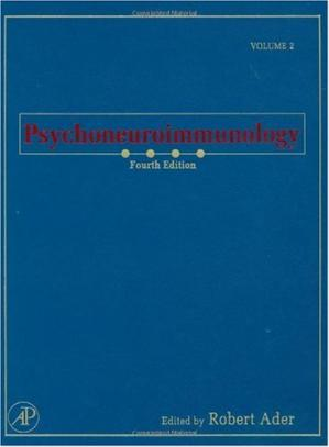 पुस्तक कवर Psychoneuroimmunology, Two-Volume Set, Volume 1-2, Fourth Edition