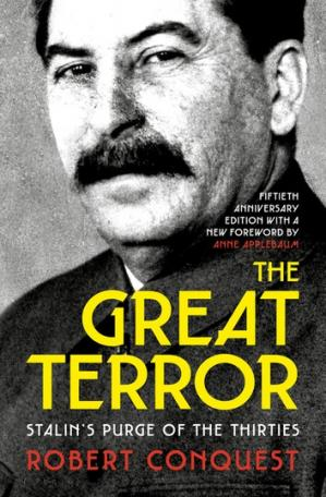 Book cover The Great Terror: Stalin's Purge of the Thirties