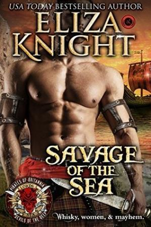 Book cover Savage of the Sea