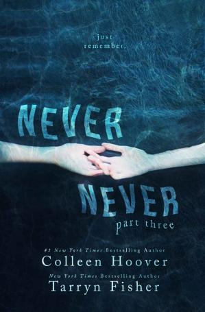 Book cover Never Never: Part Three