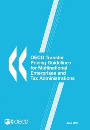 Portada del libro OECD Transfer Pricing Guidelines for Multinational Enterprises and Tax Administrations 2017 (Volume 2017)