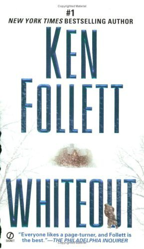 Book cover Whiteout
