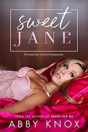 Book cover Sweet Jane