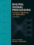 Couverture du livre Digital signal processing : principles, algorithms, and applications
