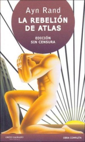 Book cover La Rebelion de Atlas