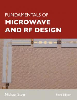 წიგნის ყდა Fundamentals of Microwave and RF Design