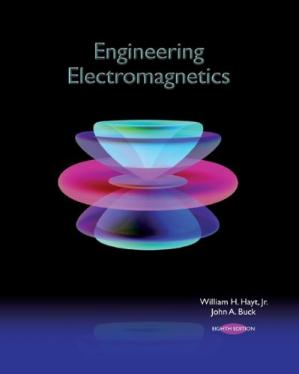 Book cover Engineering Electromagnetics, 8th Edition