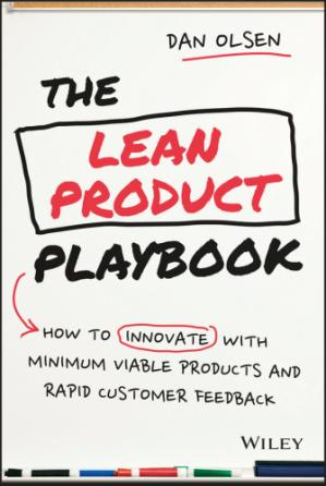 Book cover The Lean Product Playbook