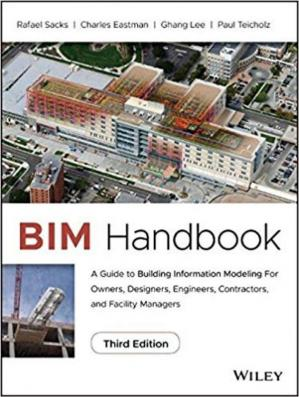 Copertina BIM Handbook: A Guide to Building Information Modeling for Owners, Designers, Engineers, Contractors, and Facility Managers