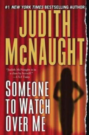 غلاف الكتاب Someone to Watch Over Me