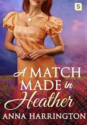 Book cover A Match Made in Heather
