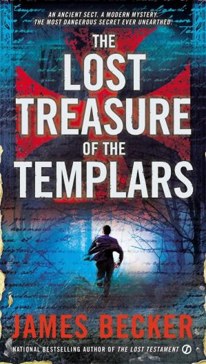 Book cover The Lost Treasure of the Templars
